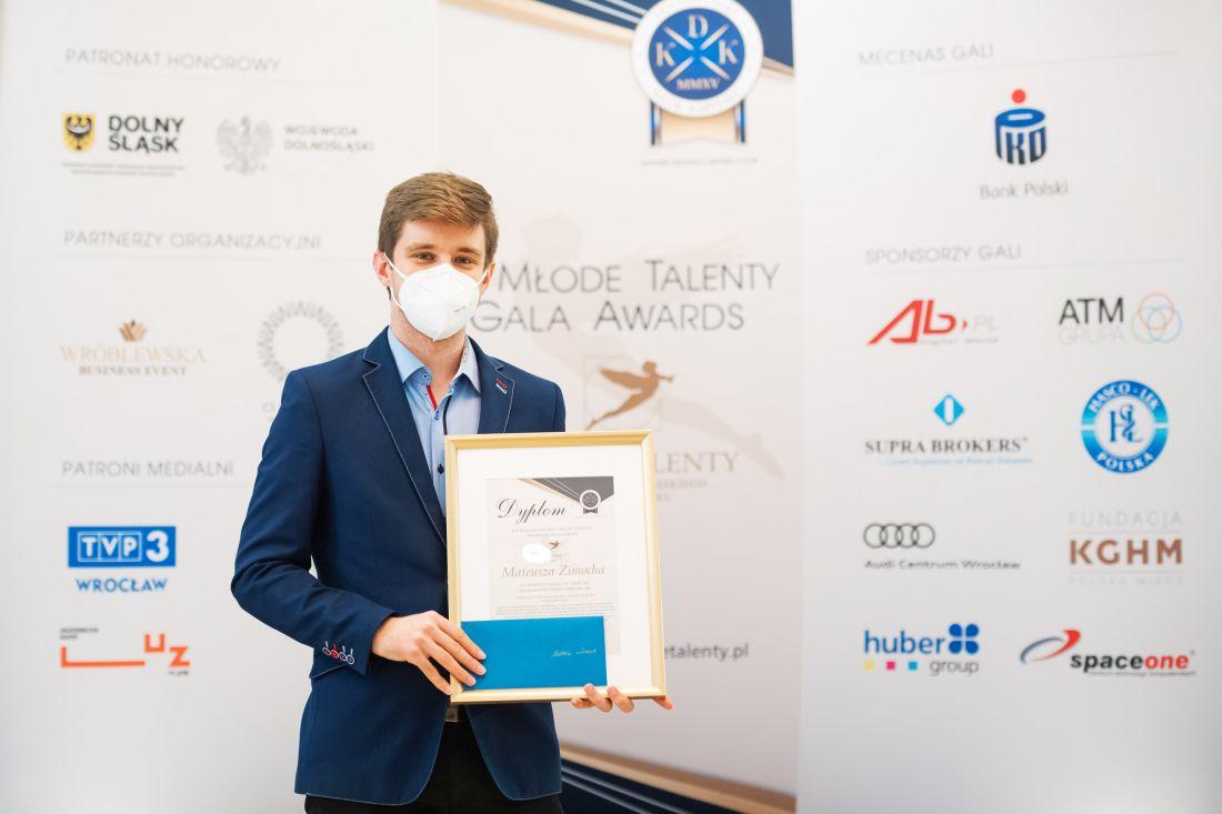 Gala Młode Talenty 2020, Hotel Haston, fot. Mariusz Majewski / ©artnuve